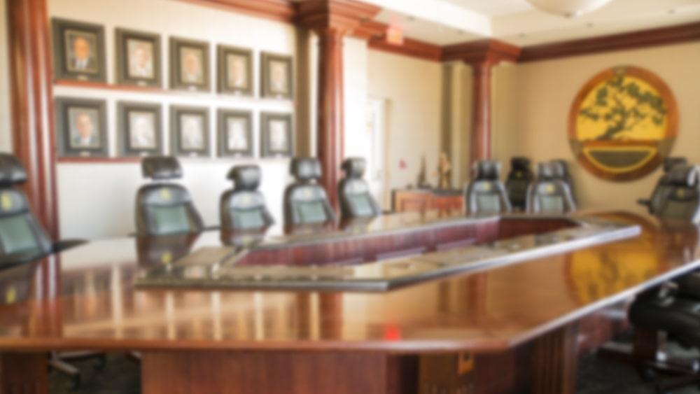 FDLIC Board Room