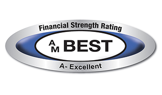 AM Best Logo A- Excellent Rating