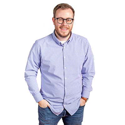 Staff photo of Craig Woody
