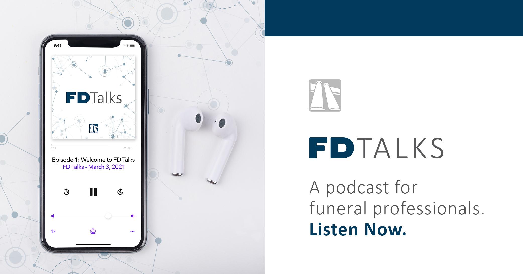 fd talks podcast