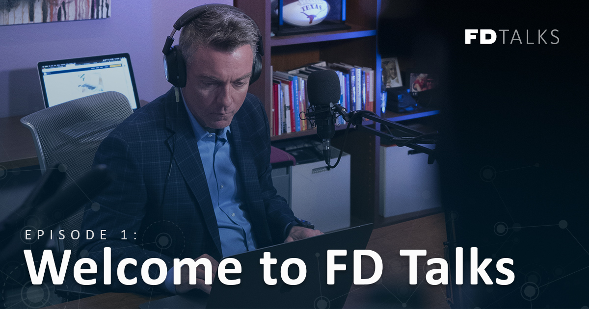 welcome to fd talks