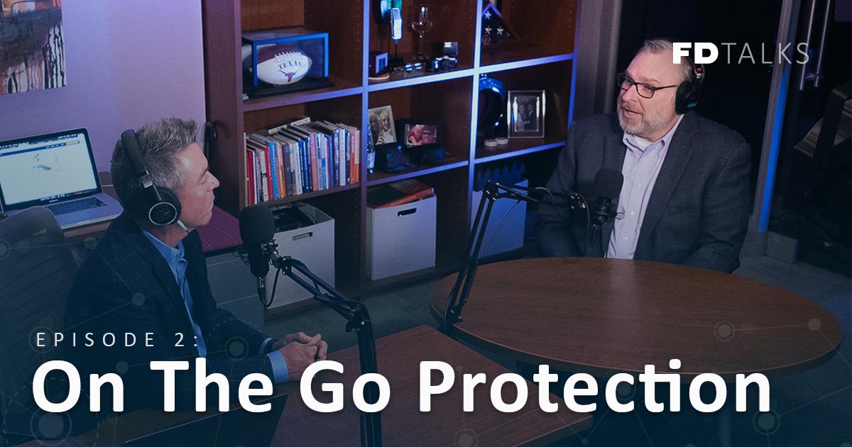fd talks on the go protection
