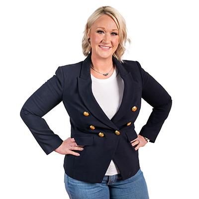 Staff Photo of Caroline Jackson