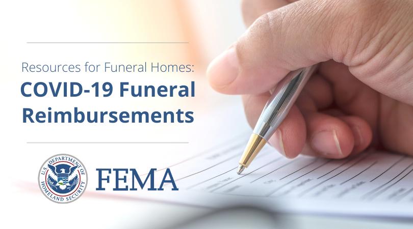 FEMA Funeral Reimbursements