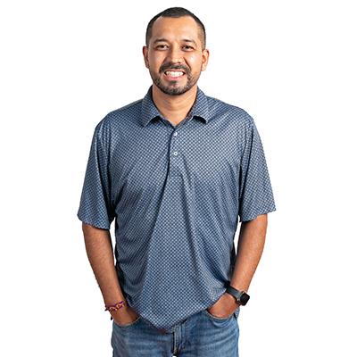 Staff Photo of Adolfo Almaraz