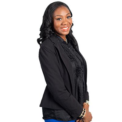 Staff Photo of Keindra Scott