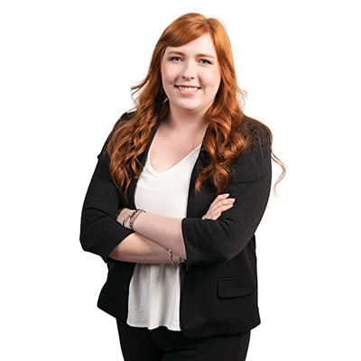 Staff Photo of Marissa Steele