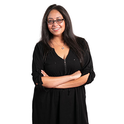 Staff Photo of Michelle Moreno